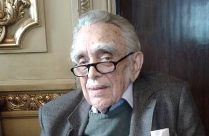 Paulo Nogueira-Neto, 91, foi homenageado pelo IV Congresso de Interesses Difusos da Faculdade de Direito da USP. (Foto: Danielle Denny)