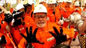 Lula e o pré-sal: euforia que levou ao insano abandono do biocombustível / Ricardo Stuckert Filho/ABR