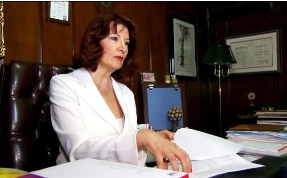 A pesquisadora  e professora de  Endocrinologia da Faculdade de Medicina do ABC, Maria Ângela Zaccarelli Marino, responsável pelo estudo.