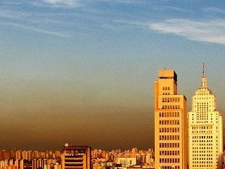 Em algumas regiões de São Paulo o nível de poluição é de 171 microgramas de partículas por metro cúbico de ar. OMS recomenda 25 microgramas