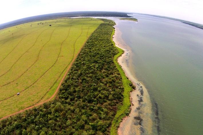 Corredor Ecológico no Pontal do Paranapanema