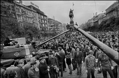 Primavera de Praga, 1968