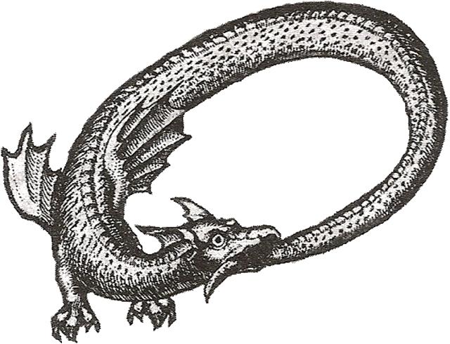 Ouroboros - um ciclo destrutivo e evolutivo