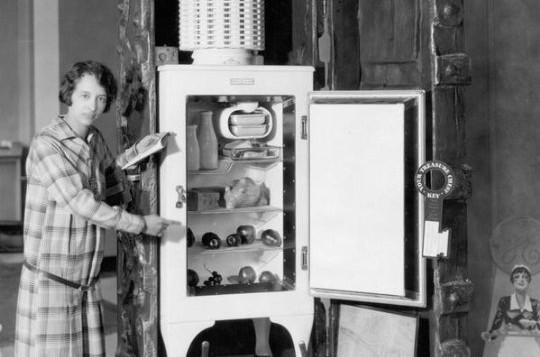 Florence Parpart inventou a geladeira elétrica moderna em 1914.