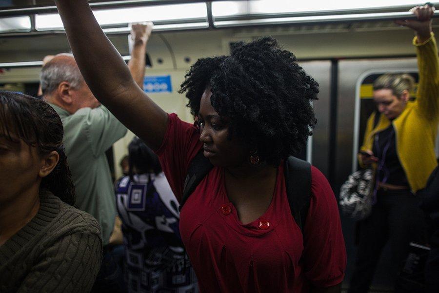 Exposição é um relato das dificuldades e do cotidiano de mulheres refugiadas que passaram a viver no Brasil. Foto: ACNUR