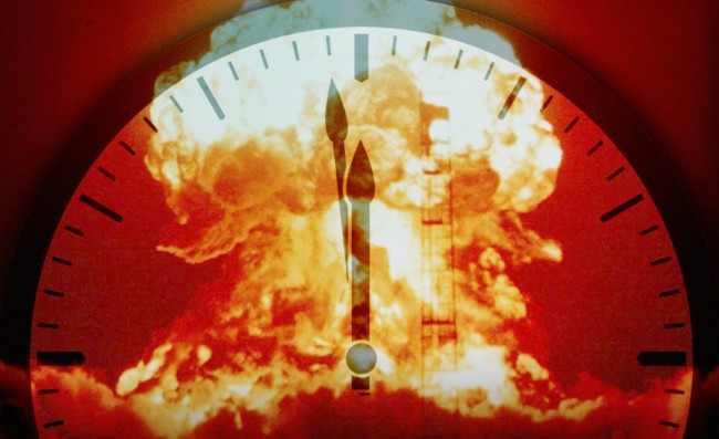 relogio apocalipse