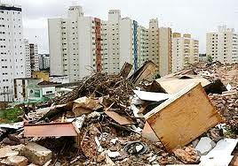 """""""Nivelamento topográfico ou disposição clandestina de lixo?"""""""