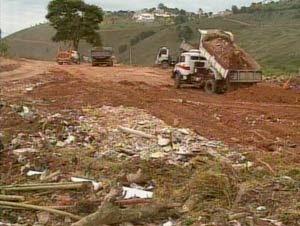 Resolução da Secretaria permite o uso impróprio de qualquer área, para disposição de resíduos