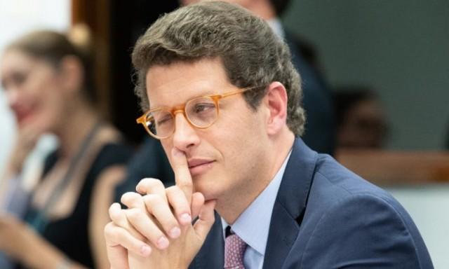 Ricardo Salles, ministro do Meio Ambiente. Foto: Reprodução/Lula Marques