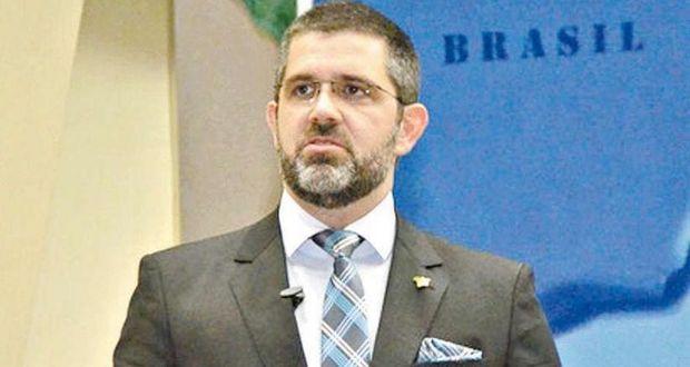 More é advogado especialista em Direito do Mar e professor da Unifesp (Foto: Divulgação)