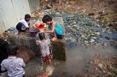 falta saneamento, falta cidadania