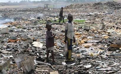 somália-cemitério tecnológico