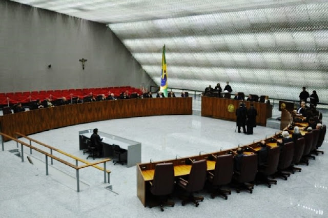 Plenário do Superior Tribunal de Justiça