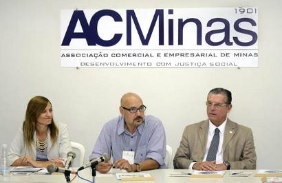Comitê de Desenvolvimento de Conteúdo do Sustentar 2013 na ACMinas (Imagem: Divulgação/Sustentar 2013)