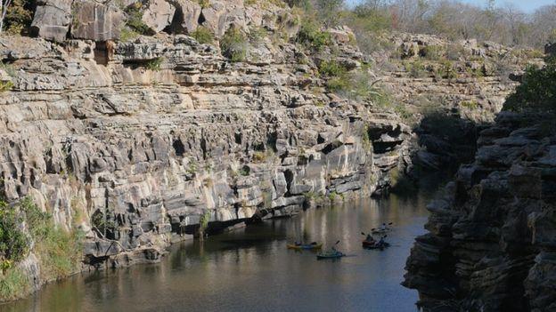 Para conservacionistas, região poderia aproveitar seu potencial para ecoturismo   Foto: Devian Zutter