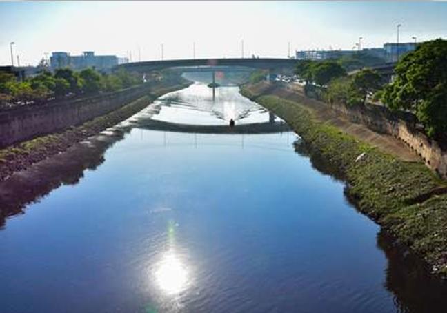 Rio Tietê - Foto: Roberto Casimiro/ Foto Arena/ Estadão Conteúdo / Estadão