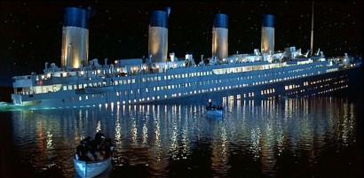 titanic-sinking