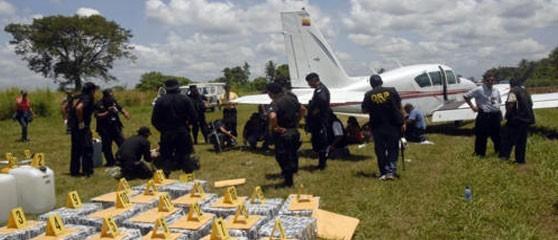 Lei de abate de aeronaves incrementou a repressão ao tráfico