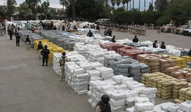 Tráfico de Cocaína - ameaça internacional que não se resolve com discurso...