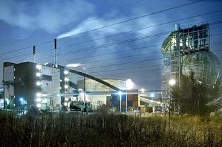 Usina em Uppsala, Suécia. País nórdico é um dos líderes mundiais em produção de energia a partir do lixo. (Foto: Reprodução/Flickr)