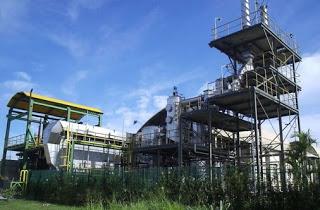 Usina Verde (foto), construída Universidade Federal do Rio de Janeiro. (Imagem: Reprodução/Internet)