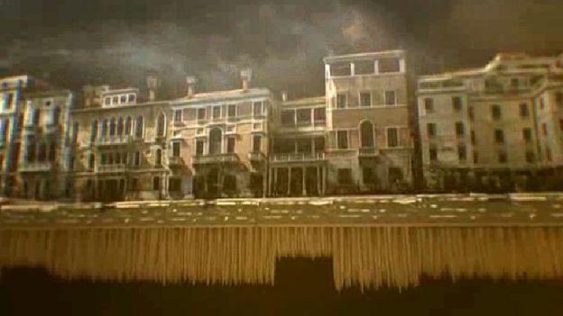 Veneza é sustentada por um 'bosque submarino'