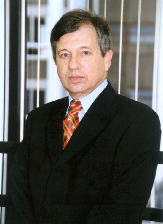 Desembargador federal Vladimir Passos de Freitas, do TRF 4ª Região.