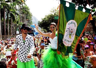 Bloco Vagalume O Verde., do Rio de Janeiro