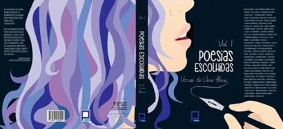 """Livro """"Vozes de Uma Alma""""."""