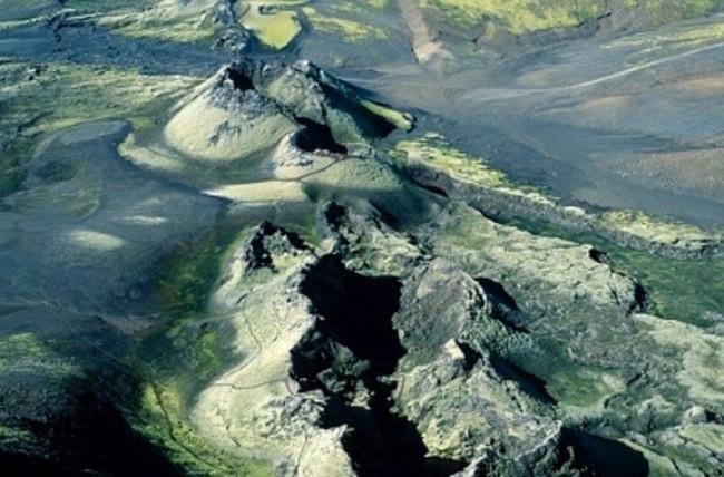 vulcão Laki