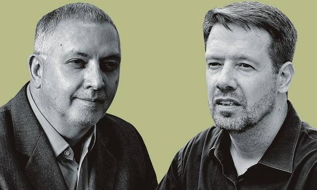 Antonio Fernando Pinheiro Pedro (à esquerda) e Carlos Rittl. Foto: Montagem sobre fotos de Edilson Dantas / Agência O Globo; e Regis Filho / Valor