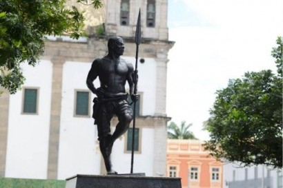 Monumento a Zumbi dos Palmares - Bahia